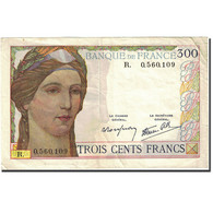 France, 300 Francs, 300 F 1938-1939, 1938, 1939-02-09, TTB, Fayette:29.3, KM:87a - 1871-1952 Antiguos Francos Circulantes En El XX Siglo