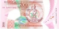 Vanuatu - Pick 14 - 200 Vatu 2014 - Unc - Vanuatu