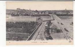 49 - Saumur - Vue Generale - Chemin-de-fer - Tramway - Saumur