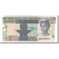 Billet, Ghana, 2 Cedis, 1982, 1982-03-06, KM:18d, NEUF - Ghana