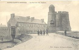 Saint Vaast La Hougue - Le Fort De L'île Tatihou - Saint Vaast La Hougue