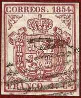España. Edifil N.º 0033A Usado - 1850-68 Kingdom: Isabella II