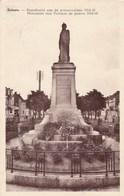 Zelzate, Standbeeld Aan De Gesneuvelden 1914-18 (pk45729) - Zelzate