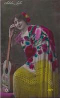 ADELA LULU. MARGARA. FABRIACION ESPAÑOLA. COLORISE-BLEUP - Entertainers