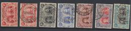 Rhodesie - Rhodesia 1910   Reine Mary Et Geoge V  1p, 2p, 2 1/2p, 6p,10p Et 1/-  Oblit - Grande-Bretagne (ex-colonies & Protectorats)