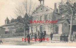 38 // ROYAS   L'école Et L'église - Other Municipalities