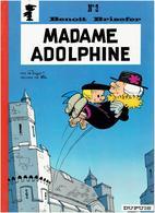 BENOIR BRISEFER 1974 MADAME ADOLPHINE PAR PEYO - Benoît Brisefer