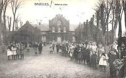 Basècles - Hôtel De Ville (top Animation, Griffe Carrières 1910) - Ath
