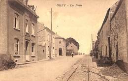 Ohey - La Poste (animée, Café, Rails) - Ohey