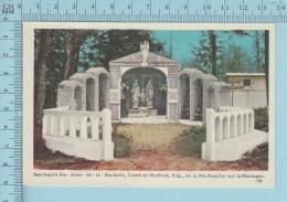 Ste-Anne De La Rochelle Quebec - Originale, Sanctuaire De La Sainte Famille Sur La Montagne - Autres
