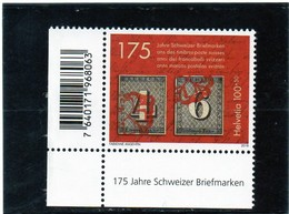 2018 Svizzera - 175 Anni Dei Francobolli Svizzeri - Svizzera
