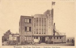 Westouter, Roode Berg, Hotel Kosmos (pk45761) - Heuvelland