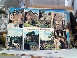 LUXEMBOURG VUES V1961  GR1147 - Cartoline