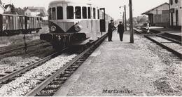 68 - MERTZWILLER - PHOTO AUTORAIL DE DIETRICH - France