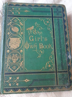 The Girl's Own Book - Laura Valentine - Jewry - Child - 1873 - Livres, BD, Revues