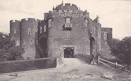 Postcard Constables Tower Dover Castle Kent My Ref  B12056 - Dover