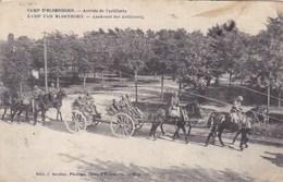 Kamp Van Elsenborn, Aankomst Der Artillerie (pk45773) - Elsenborn (camp)