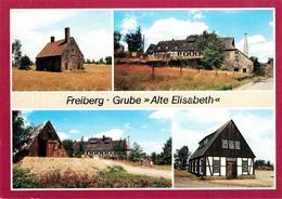 73026500 Freiberg Sachsen Bergschmiede Grube Alte Elisabeth Freiberg - Freiberg (Sachsen)