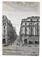 PADOVA - PIAZZA GARIBALDI E VIA EMANUELE FILIBERTTO   - VIAGGIATA FG - Padova (Padua)