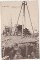 Kemmel, Kemmelberg, Mont Kemmel, Wereldoorlog I, 1914-18 Ruines De L'observatoire. - Heuvelland