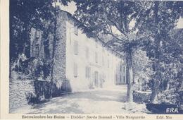 Escouloubre Les Bains - Etablissement SARDA-BONNAIL - Villa Marguerite - Francia