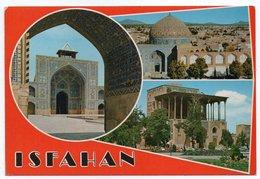 IRAN - ISFAHAN 3 VIEWS / MOSQUE - Iran