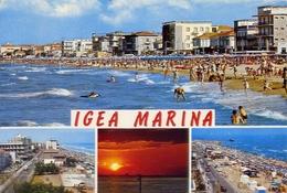 Igea Marina - 15985 - Formato Grande Viaggiata Mancante Di Affrancatura – E 5 - Rimini