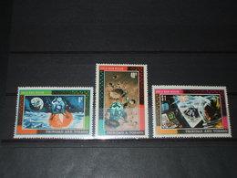 TRINIDAD - 1969 LUNA 3 VALORI - NUOVI(++) - Trindad & Tobago (1962-...)