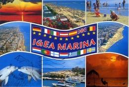 Igea Marina - 4 - Formato Grande Viaggiata – E 5 - Rimini