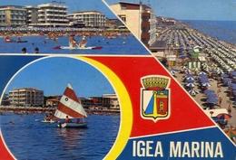 Igea Marina - 571 - Formato Grande Viaggiata – E 5 - Rimini