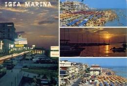 Igea Marina - 8 - Formato Grande Viaggiata Mancante Di Affrancatura – E 5 - Rimini