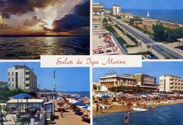 Saluti Da Igea Marina - 415 - Formato Grande Viaggiata – E 5 - Rimini