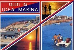 Saluti Da Igea Marina - 626 - Formato Grande Viaggiata – E 5 - Rimini