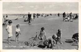 Sur La Plage - Les Enfants Au Jeu - België