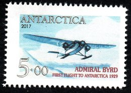 Antarctica Post First Bryd Flight To The South Pole. - Unclassified