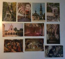 Lotto 10 Cartoline  - Paesaggistiche - Cartoline