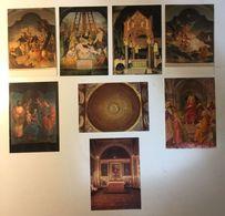 Lotto 8 Cartoline  - MILANO - Basilica S. Ambrogio - 5 - 99 Cartoline