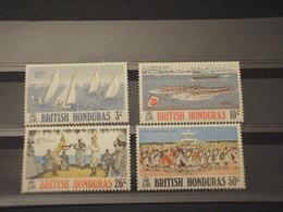 HONDURAS - 1973 FESTIVAL 4 VALORI - NUOVI(++) - Honduras