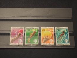 PAPUA - 1975 SPORT  4  VALORI - NUOVI(++) - Papua Nuova Guinea