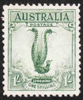 Australia - Scott #141 MH - 1913-36 George V: Sonstige Abb.