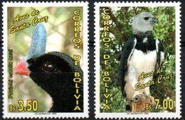 Bolivia 2006 ** CEFIBOL 1919-20. Aves De  Los Departamentos (II): Santa Cruz (I). - Bolivia