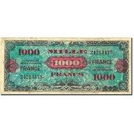 France, 1000 Francs, 1945 Verso France, 1945, 1945-06-04, TTB, Fayette:VF 27.1 - Schatkamer