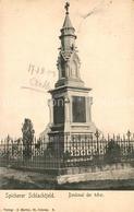 13055523 Spicherer Hoehen Denkmal Der 48er Schlachtfeld Spicheren - Sin Clasificación