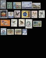 Sri Lanka (Ceylon) Mini Collection Of 20 Stamps - Sri Lanka (Ceylon) (1948-...)