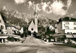 73038373 Liechtenstein  Laurenziuskirche Schaan - Liechtenstein
