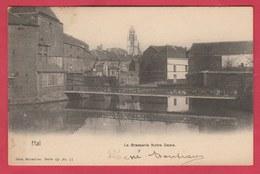 Halle / Hal - Brouwerij / Brasserie Notre-Dame - 1904 ( Verso Zien ) - Halle