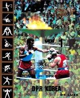 Korea Democratic People's Republic SG N2365 1983 Olympic Games DE Luxe, Souvenir Sheet, Mint Never Hinged - Korea, North