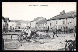 54-Neufmaisons, Place Des Alliés - Other Municipalities