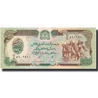 Billet, Afghanistan, 500 Afghanis, 1990, 1990, KM:60b, SPL+ - Afghanistan