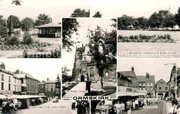 72768793 Ormskirk Victoria Gardens Moor Street Clock Tower Parish Church West La - Non Classificati